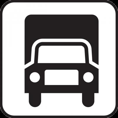 lorry, truck, van